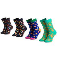 Happy Socks: Junkfood Gift Box 36-40