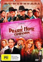 A Prairie Home Companion on DVD