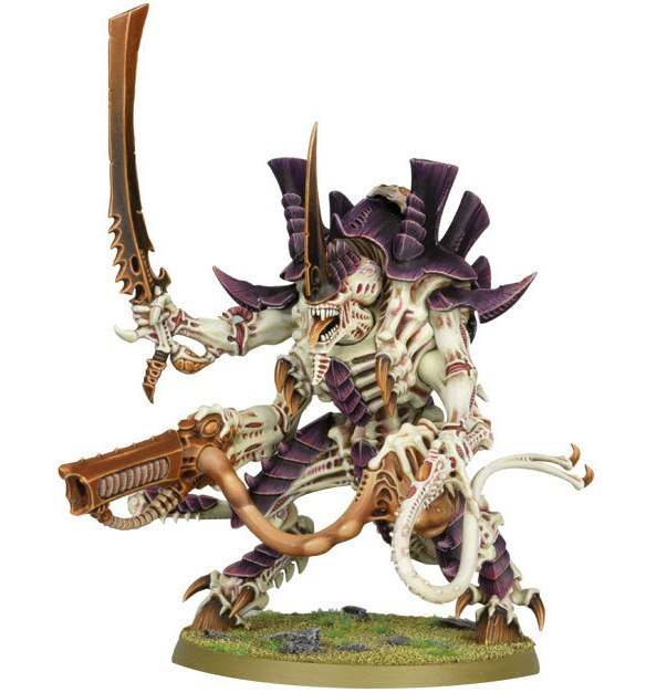 Warhammer 40,000 Tyranid Hive Tyrant / The Swarmlord image