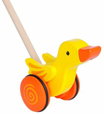 Hape: Push Pal - Duck