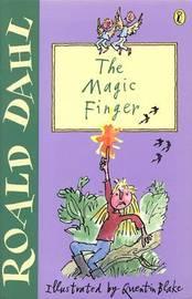 The Magic Finger by Roald Dahl image