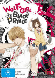 Wolf Girl And Black Prince - Series Collection (Subtitled Edition) on DVD