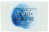 Organik Botanik Splotch Soap - Sea Salt & Coconut (250g)
