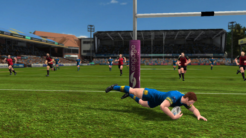 Rugby League Live for Xbox 360 image