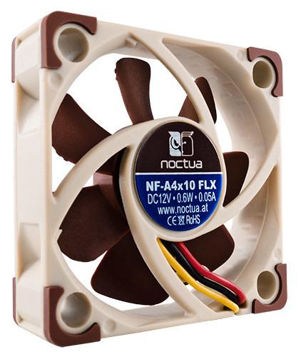 40mm Noctua NF-A4X10 4500/3700pm FLX 3-Pin Fan image