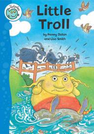 Little Troll by Penny Dolan image