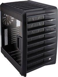 Corsair Carbide Series Air 740 High Airflow ATX Cube Gaming Case - Black