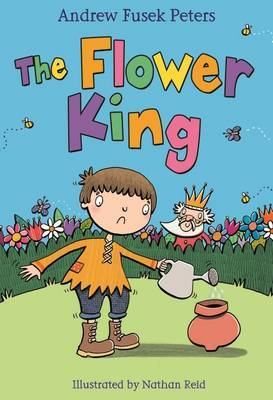 The Flower King by Andrew Peters