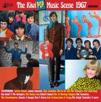 The Kiwi Music Scene 1967 by Various