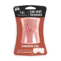 WoodWick Cinnamon Chai Car Vent