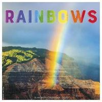 Rainbows 2020 Wall Calendar by Willow Creek Press