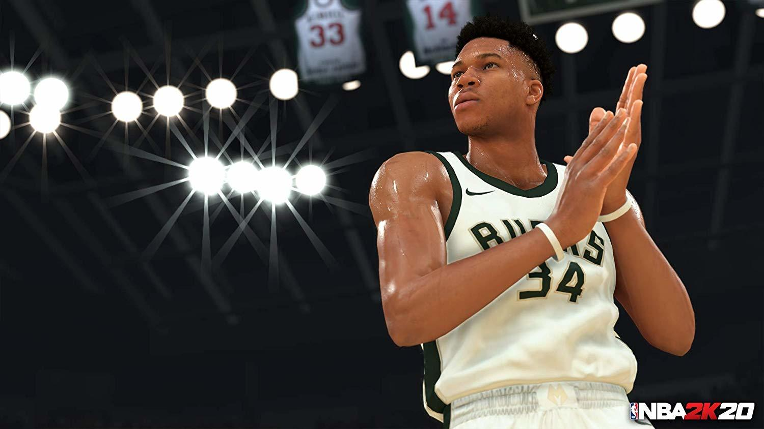 NBA 2K20 for Xbox One image