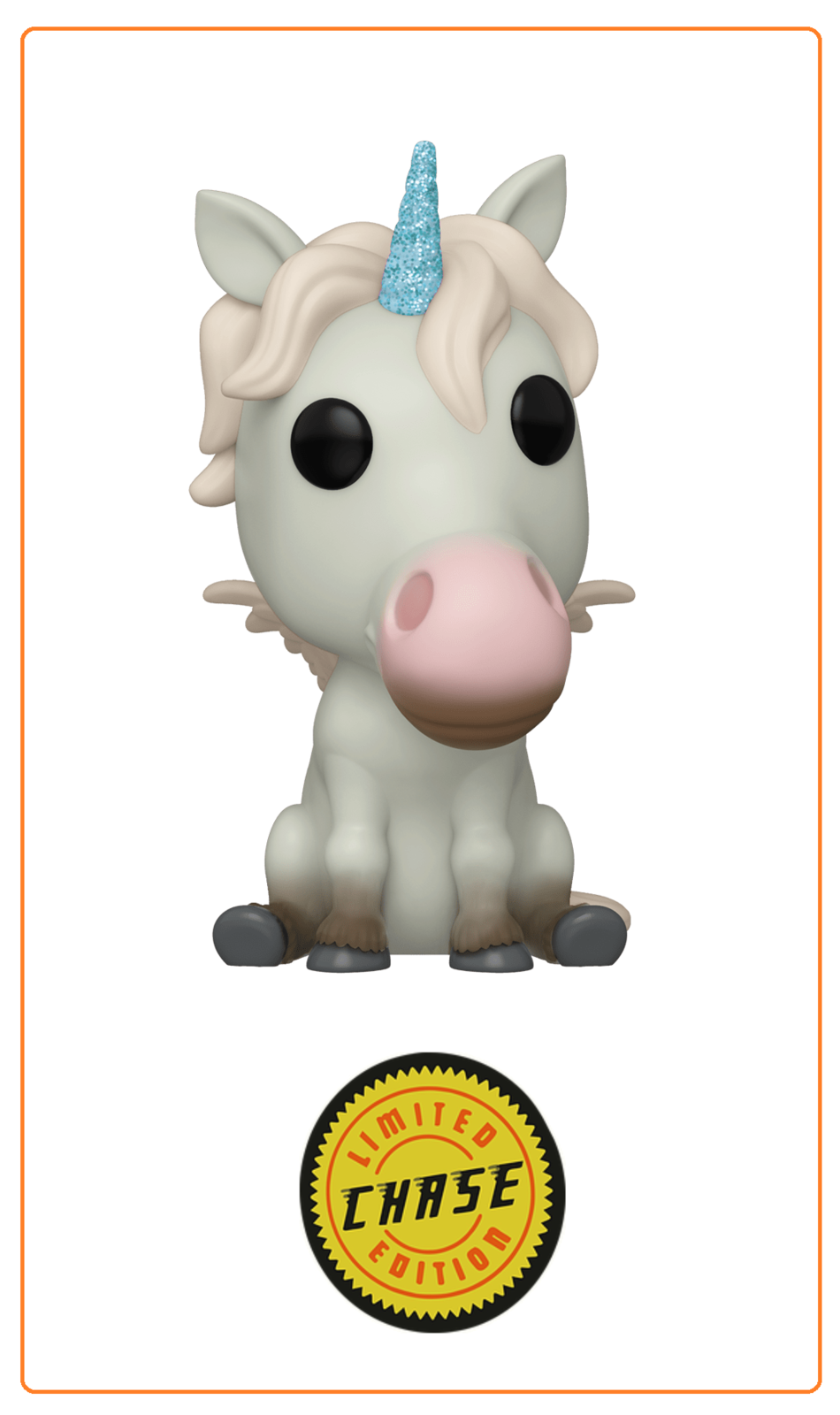 Onward: Unicorn - Pop! Vinyl Figure (with a chance for a Chase version!) image
