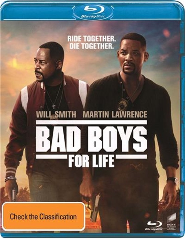 Bad Boys for Life on Blu-ray