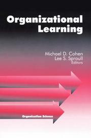 Organizational Learning image