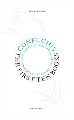 The First Ten Books by Confucius image
