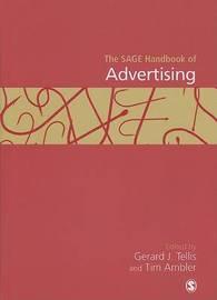 The SAGE Handbook of Advertising image