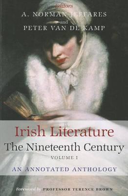 Irish Literature in the Nineteenth Century: v. 1 image