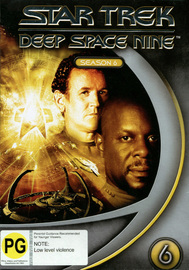 Star Trek: Deep Space Nine - Season 6 (New Packaging) on DVD image