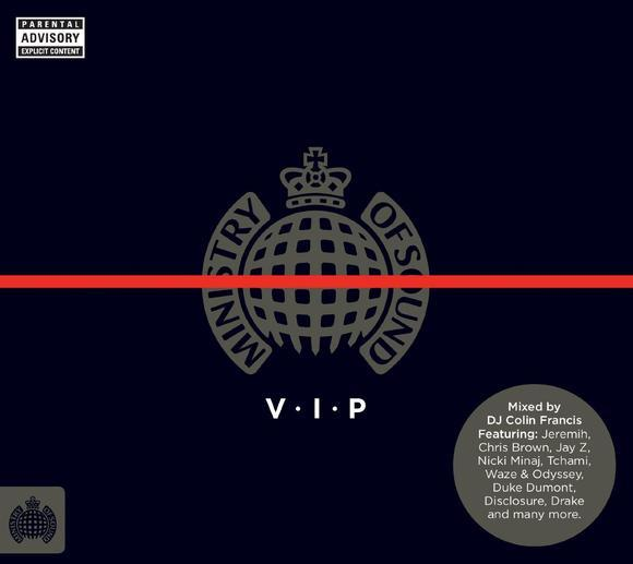 VIP (2CD) by Ministry Of Sound image