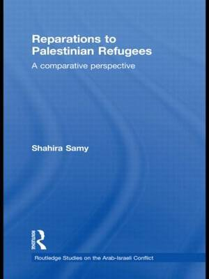 Reparations to Palestinian Refugees by Shahira Samy image
