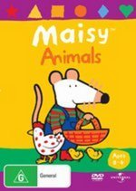 Maisy - Animals on DVD