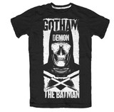 Batman vs Superman Gotham Demon T-Shirt (Small)