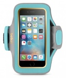Belkin: Slim-Fit Plus Armband for iPhone 6 - Gold Trim/Swim
