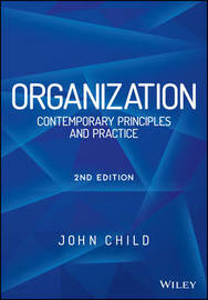 Organization by John Child