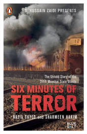 Six Minutes of Terror by Nazia Sayed image