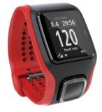 TomTom Multi-Sport Cardio Watch - Black/Red