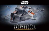 Star Wars: 1:48 & 1:144 Snowspeeder - Model Kit Set