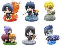 Petit Chara!: Naruto Shippuden Naruto & Akatsuki Arc Vol.2 - Mini-fig (Blind Box)