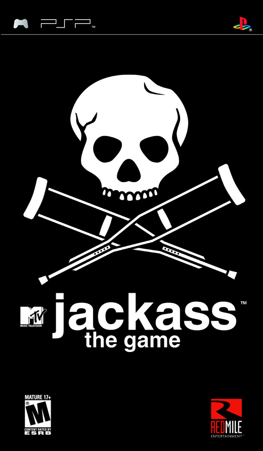 Jackass: The Game for PSP image