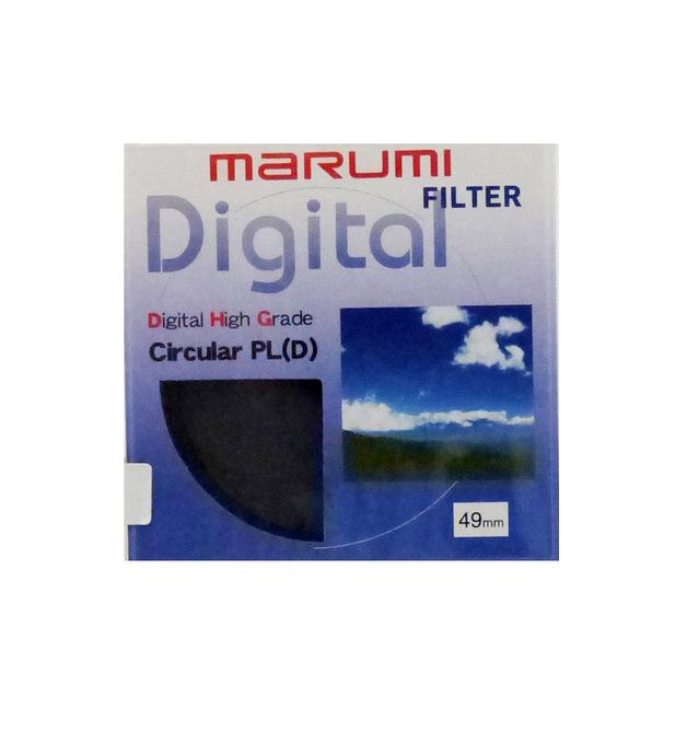 Marumi DHG Circular Polarising Filter 49mm