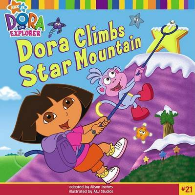 Dora Climbs Star Mountain by Alison Inches image