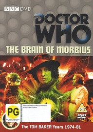 Doctor Who: The Brain of Morbius on DVD