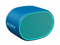 Sony: SRSXB01L Portable Wireless Speaker - Blue image
