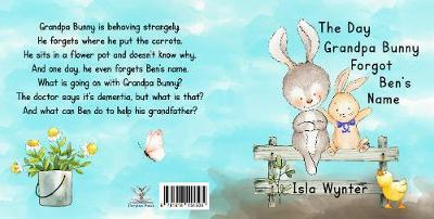 The Day Grandpa Bunny Forgot Ben's Name by Isla Wynter image
