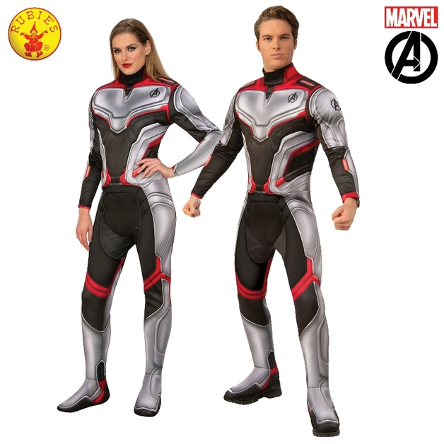 Rubie's: Avengers 4 Deluxe Team Suit Costume (Standard)