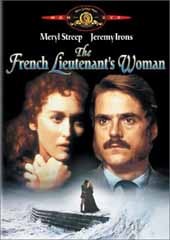 The French Lieutenants Woman on DVD