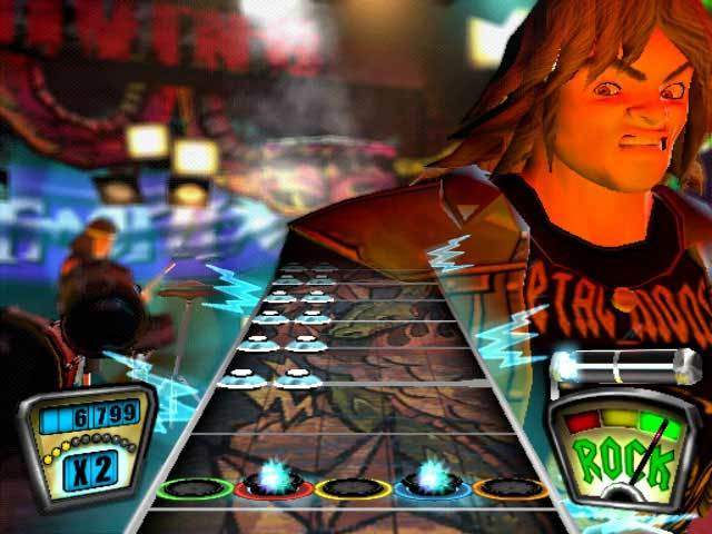 Guitar Hero (game only) for PlayStation 2 image