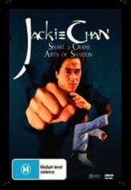 Snake & Crane: Arts of Shaolin on DVD