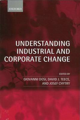 Understanding Industrial and Corporate Change