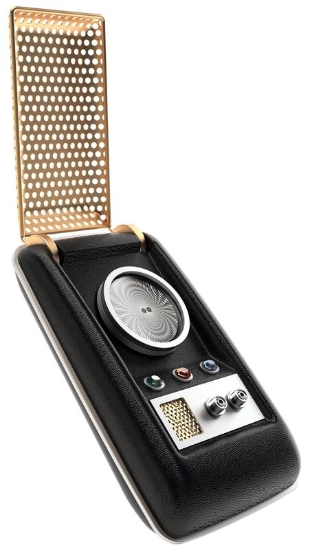 Star Trek U.S.S Enterprise Standard Issue Bluetooth Communicator