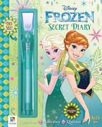 Disney Frozen: Frozen Fever - Secret Diary
