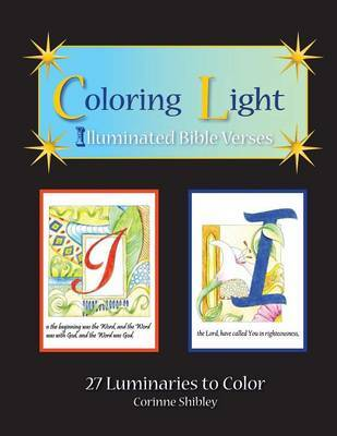 Coloring Light by Corinne M Shibley image