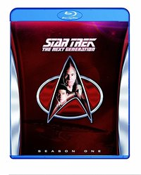 Star Trek: The Next Generation - The Complete First Season on Blu-ray