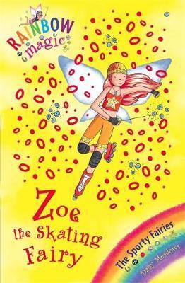 Zoe the Skating Fairy (Rainbow Magic #59 - Sporty Fairies series) by Daisy Meadows image