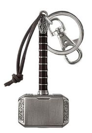 Thor The Dark World: Hammer Pewter - Key Chain